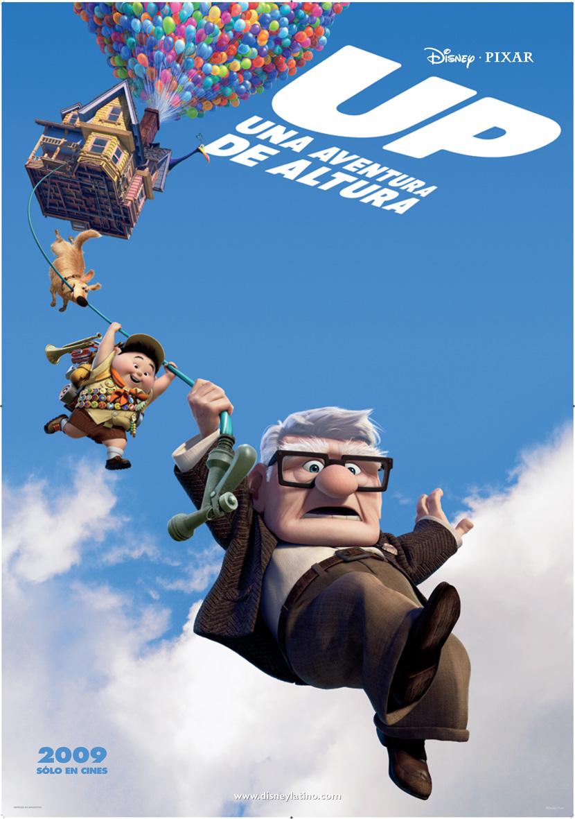 Sábados De Película]   Up Una aventura de altura.